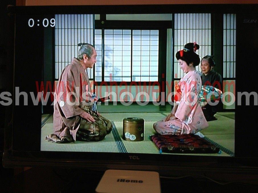在上海收看日本电视的方法//上海日本电视安装